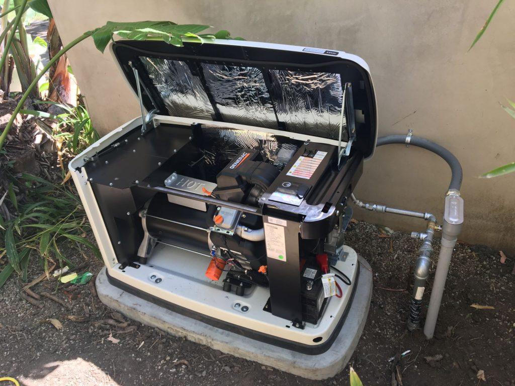 Somerset County Generator Installation